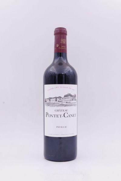 2018 Château Pontet-Canet