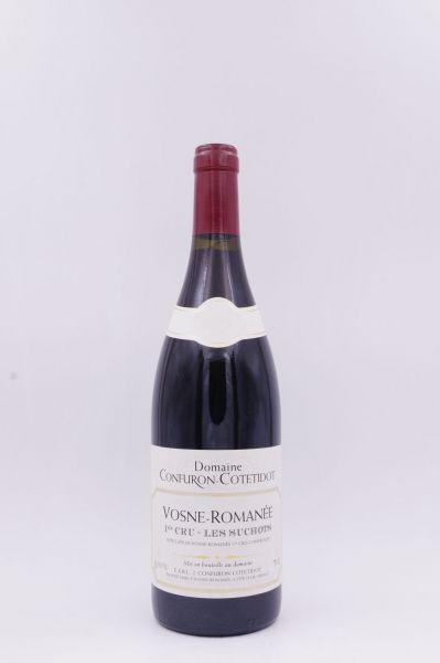 2015 Vosne-Romanée Les Suchots