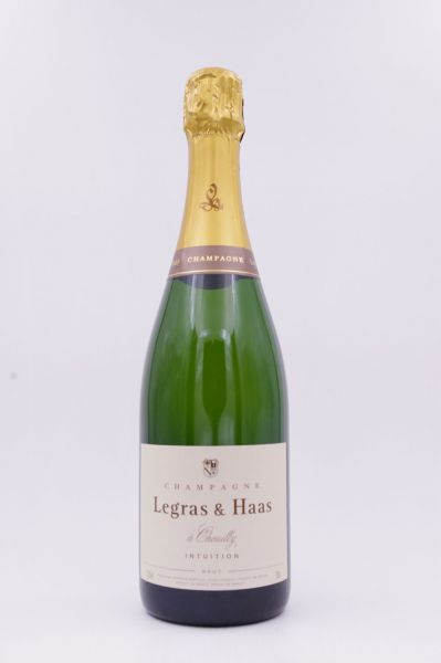 Champagne Legras & Haas Intuition brut