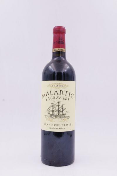 2009 Ch. Malartic-Lagravière rouge