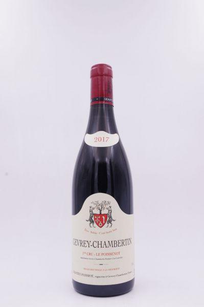 2017 Gevrey-Chambertin Le Poissenot