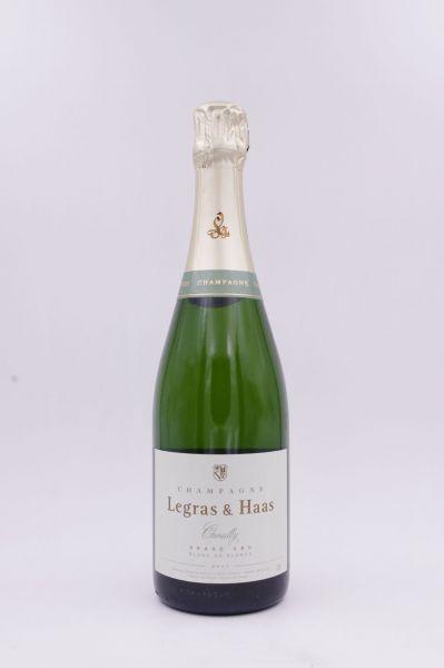 Champagne Legras & Haas Blanc de Blancs brut