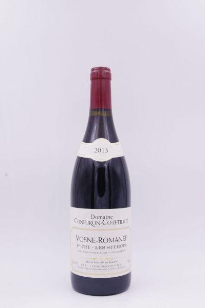 2013 Vosne-Romanée 'Les Suchots'