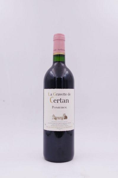 1998 La Gravette de Certan
