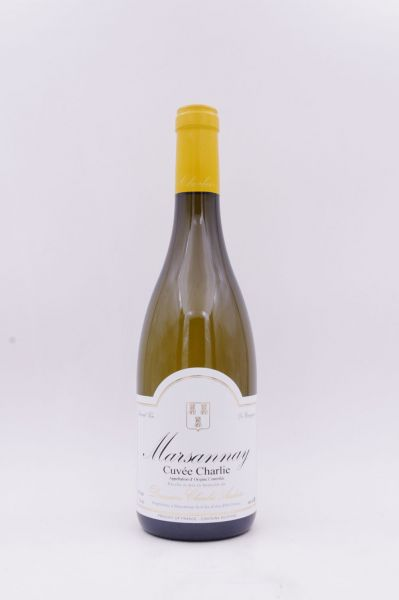 2018 Marsannay blanc 'Cuvée Charlie'