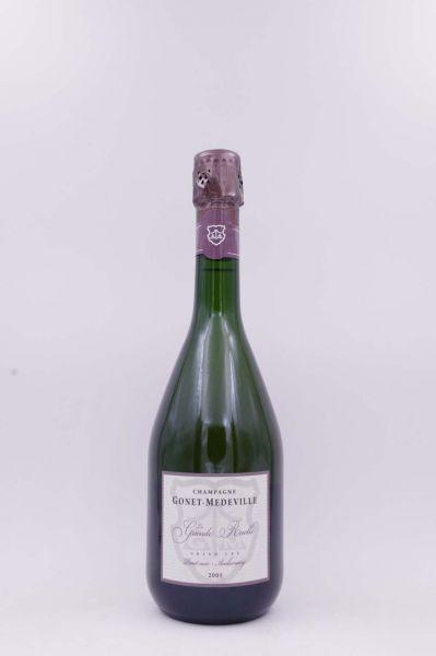 2005 Champagne Grand Cru extra brut