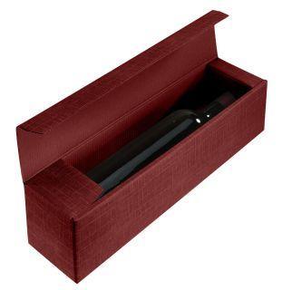 1er Präsentbox bordeaux