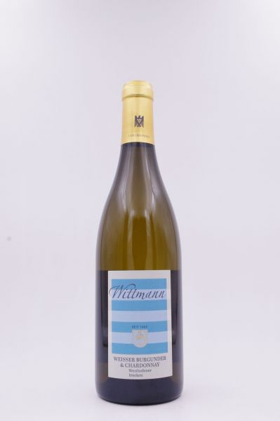 2019 Westhofener Weißer Burgunder & Chardonnay