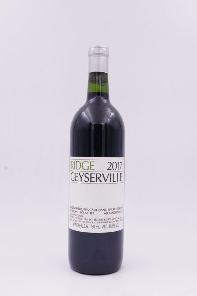 2017 Geyserville